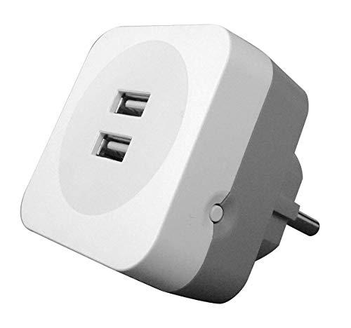 BitronVideo ZigBee - Ripetitore con Funzione di Ricarica USB