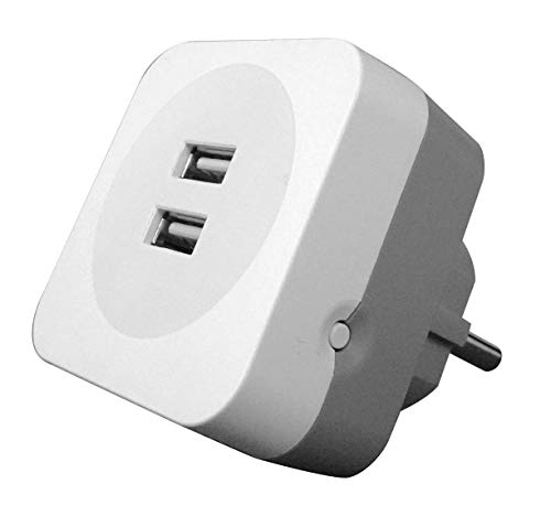 SMaBiT (Bitron Video) ZigBee Repeater mit USB Ladefunktion, AV2010/36