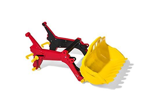 Rolly Toys rollyTrac Lader Frontlader (für Kinder von 3-10 Jahre, für RollyToys Fahrzeuge, einfache Montage) 409945