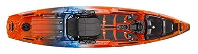 Wilderness Systems Atak 120 | Sit on Top Fishing Kayak | Premium Angler Kayak | 12' | Atomic