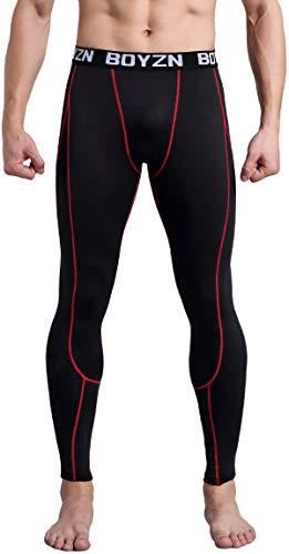 Boyzn Men's Sports Compression Pants