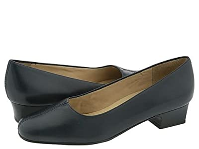 Trotters Doris (Navy Soft Kid) Women