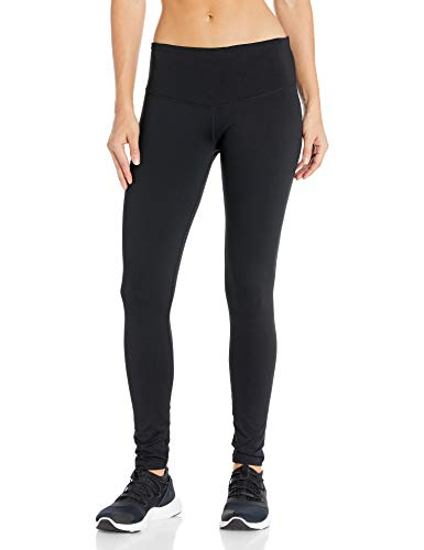 Starter Women's Standard High-Waisted Performance Legging, black, M