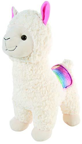 Heunec 903975 Lama stehend XL 60 cm, mehrfarbig
