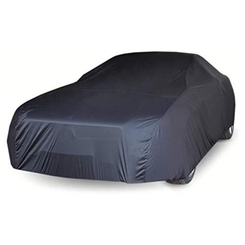 QI-CHE-YI Auto Cover Awning Zonnescherm Regendichte Kleding Compatibel met Kia Stofdichte Zonnescherm Auto Cover