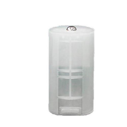 Manchester Case 8 x AA à D Taille Adaptateur de Batterie Blanc Coque