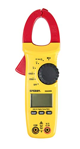 Sperry Instruments DSA500A Digital Snap-Around Clamp Meter