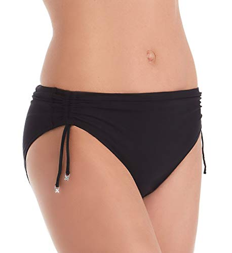 Chantelle Women's Escape High Brief Swim Bottom 18B8 S Black