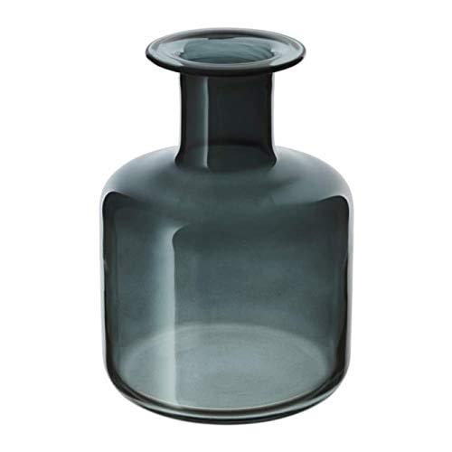 "IKEA Pepperkorn Vase Gray 003.926.54 Size 6 ¾"""