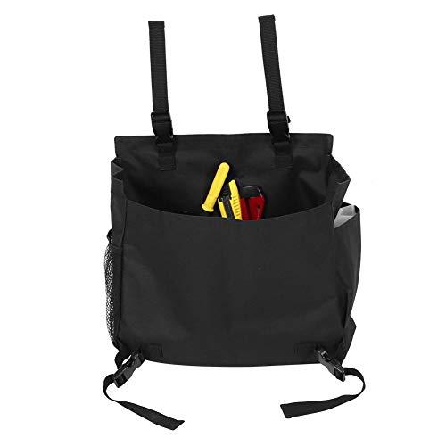 Alinory Grifftasche, robuste, multifunktionale, verstellbare Aufbewahrungstasche, Oxford Verschleißfeste, große Kapazität, abnehmbar für den Hausgarten