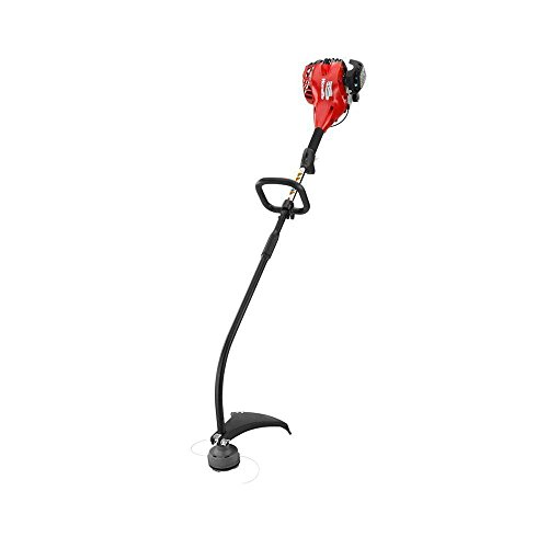 Best Bargain Homelite 2-Cycle 26 cc Curved Shaft Gas Trimmer