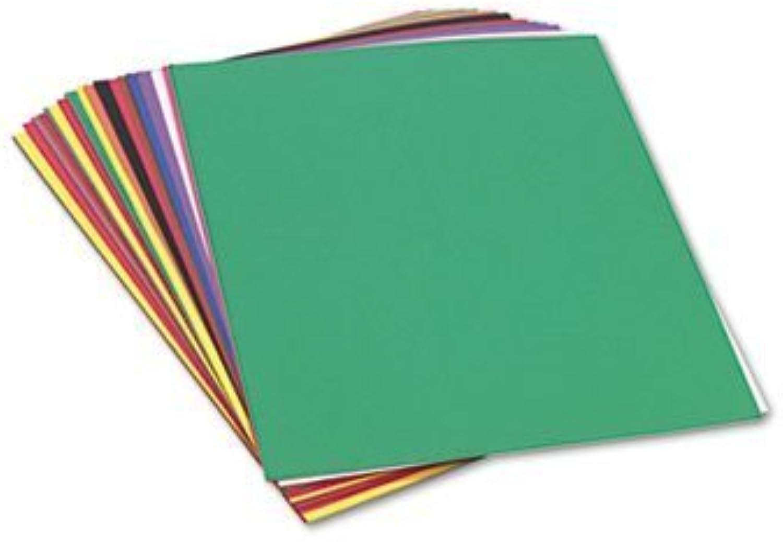 ahorra hasta un 80% Pacon Pacon Pacon 6523 Construction Paper, 58 lbs., 24 x 36, Assorted, 50 Sheets Pack by Pacon  100% precio garantizado