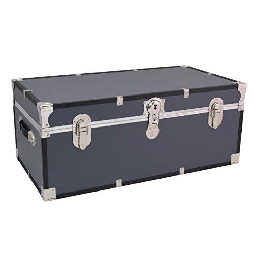 Seward Trunk Essential Storage Trunk, Grey