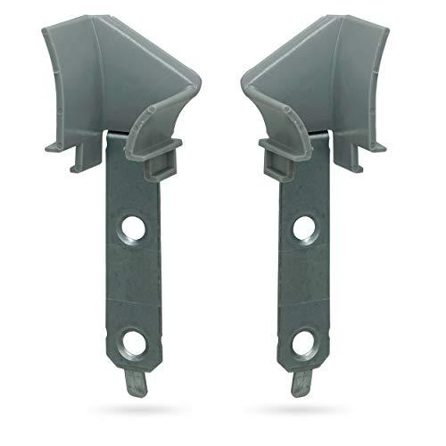 Rolladen Einlauftrichter Universal   Rolladenführung für Führungsschiene   Maxi   10 Paar (20 Stück)