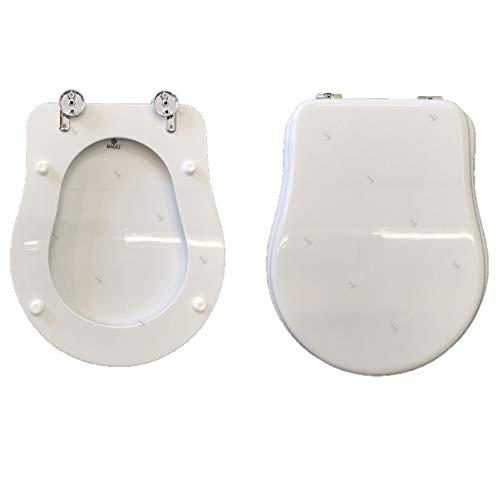 WC-Sitz Kerasan Modell Retro