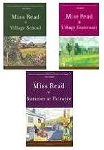 Village School, Village Centenary and Summer At Fairacre (Three Book Set)