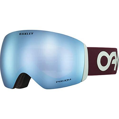 Oakley Unisex-Adult Flight Deck Sunglasses, Mehrfarbig (Factory Pilot Progression/prizm Sapphire), Einheitsgröße