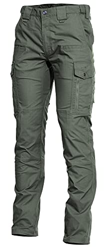 Pentagon Pantalon Ranger 2.0 pour homme - Noir, Olive, 41/34