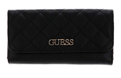Guess Illy SLG Pocket Trifold Black