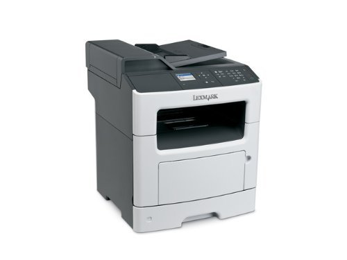 Lexmark MX310dn Compact All-In One Monochrome Laser Printer, Network Ready, Scan, Copy, Duplex Printing and Professional Features (Renewed) Photo #3