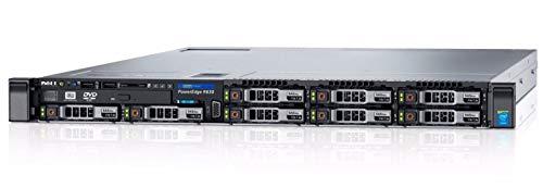 Premium Dell PowerEdge R630 8 Bay SFF 1U Rackmount Server, 2X Xeon E5-2678 V3 2.5GHz 12 Core, 128GB DDR4 RAM, 4X 800GB SATA 6Gbps 2.5 SSDs, 2X 750W PSUs, 1 Year Warranty (Renewed)