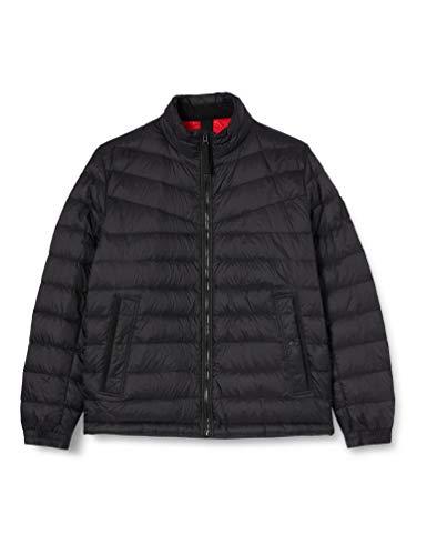 BOSS Mens Olido1 Jacket, Black (1), 52