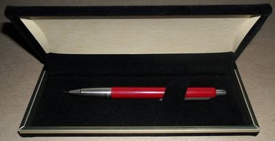 Parker Vector 0.5mm Mechanical Pencil, Red
