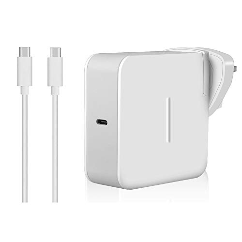 65W USB Type C Power Adapter, Aifulo Universal USB-C Wall Charger PD Fast Charging,Compatible with Switch, Macbook Pro, Samsung, ASUS, Dell, Lenovo, Acer, HP, Huawei and more Type C Devices