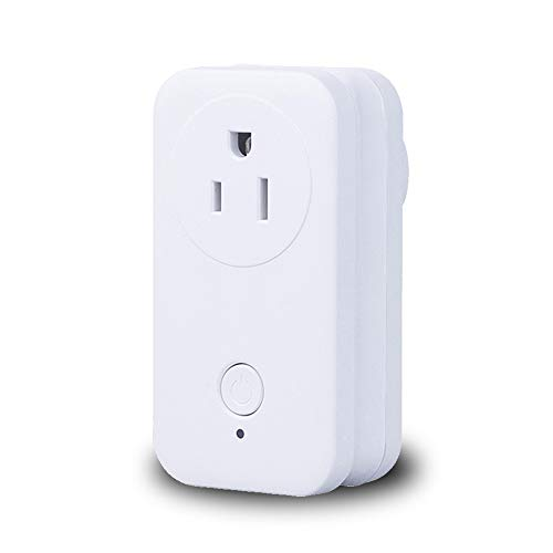 BENEXMART zigbee 3.0 US Outlet SamrtThings Phone APP Remote Echo Plus Voice Control Smart Gadget Switch Wireless Socket