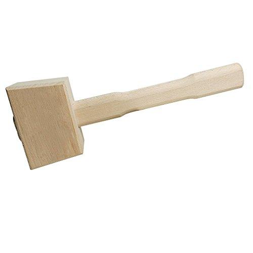 Silverline 273206 - Maza de madera, 310 mm