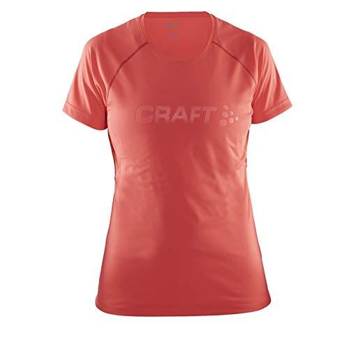 Craft Femme Fonction Prime T-Shirt Manches Courtes pour Homme, Shock, XS, 1903174–2825–3