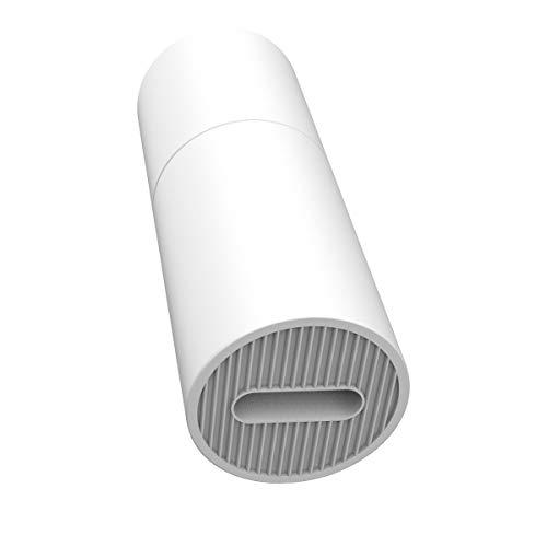 Aspirador De Mano Recargable Batería De 44OOmAh for Una Alta Resistencia. Aspirador En Seco Y Húmedo De Carga Rápida for Pelo De Mascotas, Eliminación De Polvo, Limpieza De Grava ( Color : White )