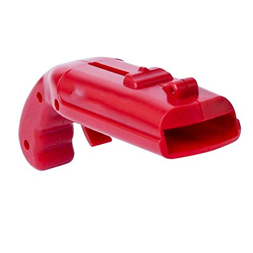 Flaschenöffner 2ST ABS Creative-Cap Launcher Shooter Flaschenöffner Magnet Getränk Opener for Home-Party Trinken Deckelöffner (Color : Red, Size : 13x5.5x3.8cm)