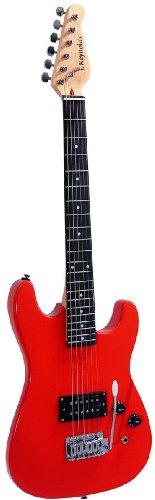 Cheap J Reynolds JR5R 3/4-size Electric Guitar Red Black Friday & Cyber Monday 2019
