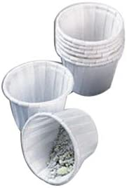 Paper Souffle Cup Challenge the lowest price 1 2 oz. White SALENEW very popular Regular