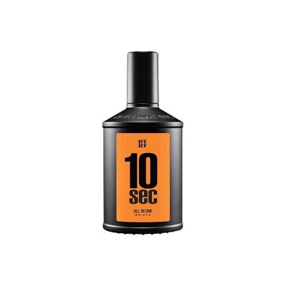 フランクワースリー引用教科書メンズコスメ DTRT オールインワン化粧水 10sec