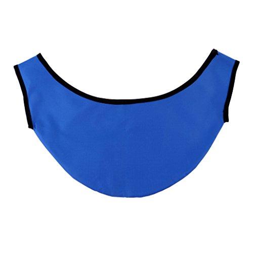 CUTICATE Oxford-Tuch Bowlingtasche für einen Bowlingkugel - Blau