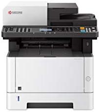 Multifonction noir et blanc Kyocera Ecosys M2135dn. Imprimante, copie, scanner. Support impression mobile smartphone, tablette
