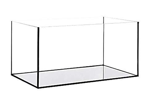 Pondlife Aquarium Becken Glasbecken Terrarium Glasaquarium Schildkröten Süßwasser u. Salzwasser (40-25-25)