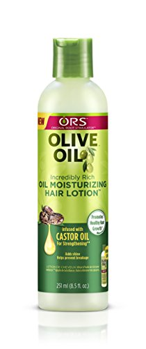 Organic Root Stimulator Olive Oil Moisturizing Hair Lotion, 8.5 Ounce by Organic