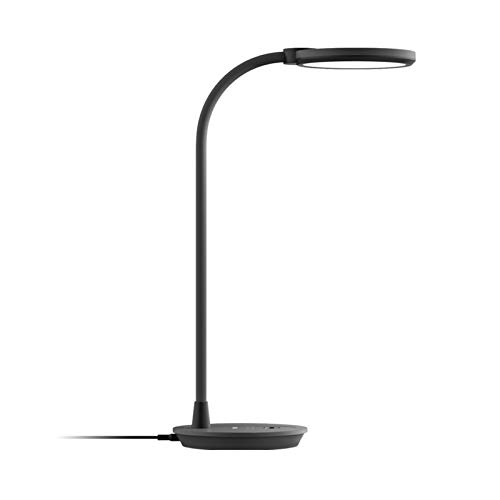 Lámpara Escritorio LED Lámpara de escritorio LED con 6 niveles de atenuación, lámpara de escritorio de lectura de control táctil 10W, lámpara de escritorio de 4000K White Light Dimmable Dimmable, apag