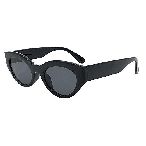 Wobang Gafas de sol vintage con ojo de gato para mujer, gafas de sol baratas para mujer 481 Talla única