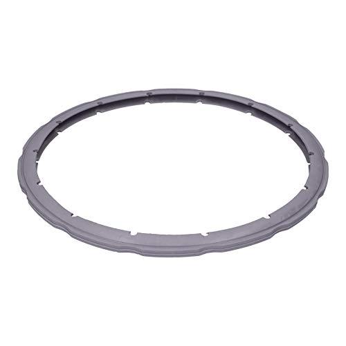 LUTH Premium Profi Parts Anillo de Sellado de la Tapa para SEB Tefal SS-794417 SA-792237 para Olla a presión Clipso 8-10 litros