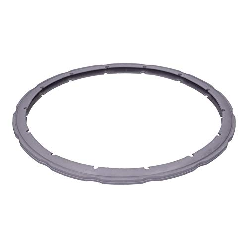 LUTH Premium Profi Parts afdichting ring geschikt voor snelkookpan Clipso 8-10 liter SEB Tefal SS-794417 SA-792237