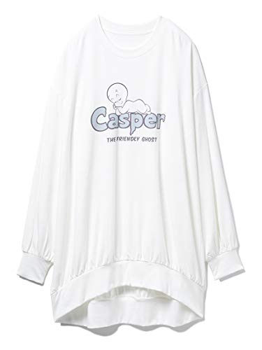 [ジェラート ピケ] 【CASPER】ワンポイントBIGスリーブドレス PWCO204330 レディース OWHT 日本 F (FREE サイズ)