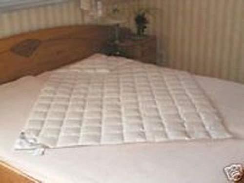 Betten Hofmann Premium Sommer Daunenbett 14x14, 200x220 Daunendecke 100% Daunen superleicht