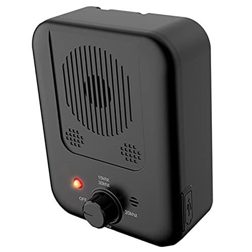 Silenciador para Perros - Dispositivo De Control De Ladridos, Dispositivo UltrasóNico contra Ladridos, Dispositivo De Ladridos, para Entrenamiento Al Aire Libre, Control De Ruido