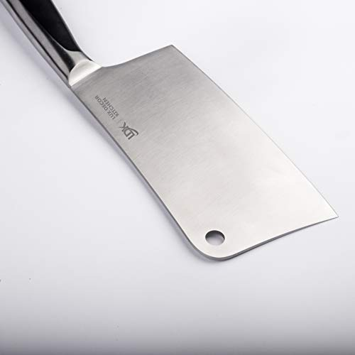 Lux Decor Collection 7 Inch Stainless Steel Meat Cleaver