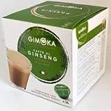 Gimoka Café al ginseng gimoka Dolce gusto Compatibles 16 Cápsulas 300 g