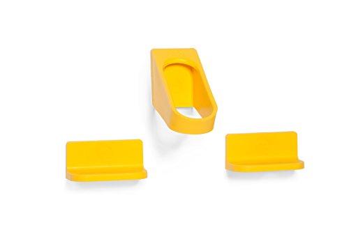 CYCLOC Hero Yellow, Adultos Unisex, Amarillo, Estandar